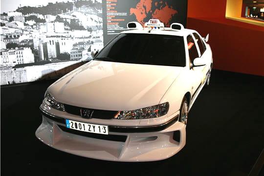 marseille peugeot 406 du film taxi mondial de paris taxis du monde linternaute. Black Bedroom Furniture Sets. Home Design Ideas