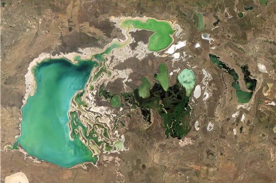 Lacs kazakhs