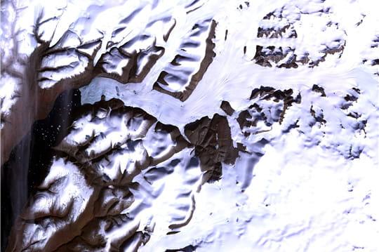 Réserve de glace