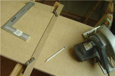 Beaut blog special bois chalet en bois fabriquer une - Peindre une etagere en bois ...