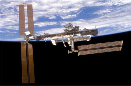 La station spatiale internationale (ISS)  Station-spatiale-internationale-334715