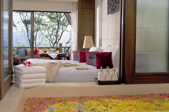 Photo Chambre Hotel Luxueux : Des chambres au confort luxueux anantara golden triangle