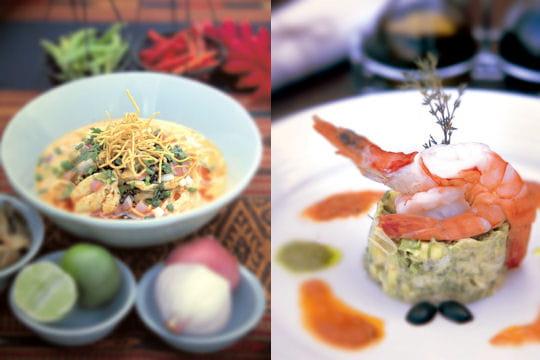 Cours de cuisine tha e anantara golden triangle l 39 h tel for Cuisine thailandaise