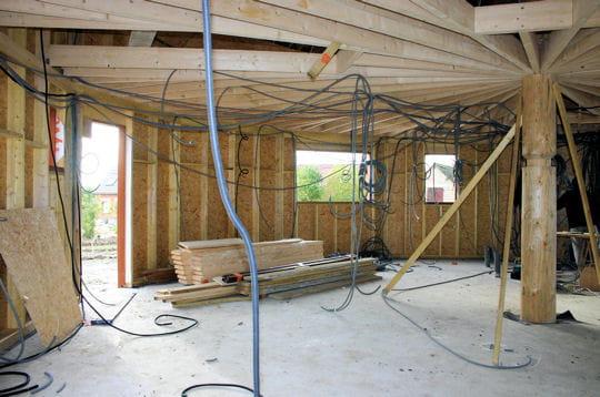 l 39 lectricit comment laetitia a construit une maison