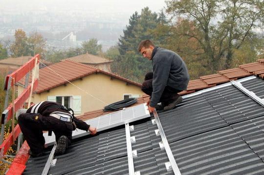 - Installation panneaux solaires photovoltaques - la pose des