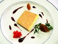 Relais des cinq ch teaux v zac r veillon saint for Assiette foie gras decoration