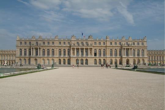 Fond d 39 ecran chateau versailles - Chateau de versailles gratuit ...