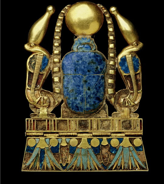 Rennaissance du roi ch chonq ii les rituels d 39 immortalit chez les egyptiens linternaute - Les deux minutes du peuple le salon funeraire ...