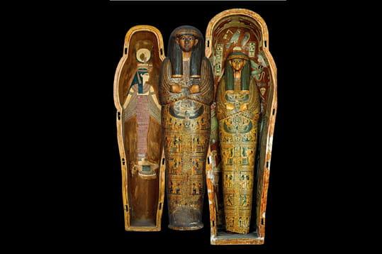 Sarcophages de Pakhar