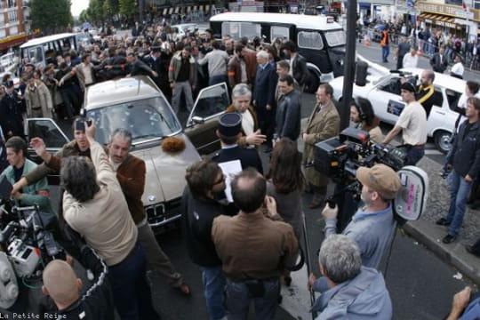 Jacques mesrine et sa bmw 528i - Prefecture de police porte de clignancourt ...
