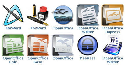 Tout sur les formats bureautiques linternaute - Comment convertir un pdf en open office ...