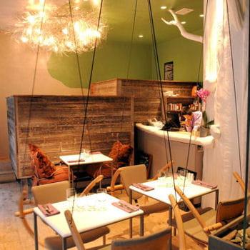 restaurant insolite paris et en province les 30 meilleurs linternaute. Black Bedroom Furniture Sets. Home Design Ideas