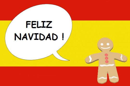 en espagnol - dire  u0026quot joyeux no u00ebl u0026quot