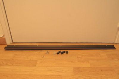 calfeutrer une porte calfeutrer vos portes et fen tres linternaute. Black Bedroom Furniture Sets. Home Design Ideas