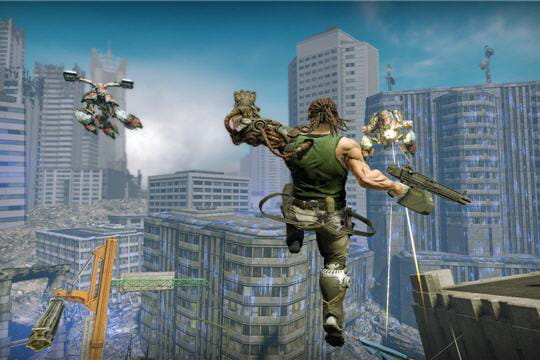 [test] Bionic Commando (ATTENTION AUX SPOILERS) Bionic-commando-364578