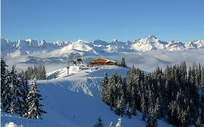 Meg ve stations de ski en france linternaute - Megeve office de tourisme ...