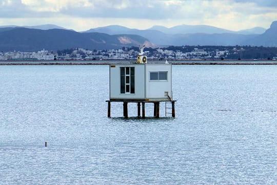 A louer maison flottante diaporama insolite des lecteurs linternaute - Maison flottante a louer ...