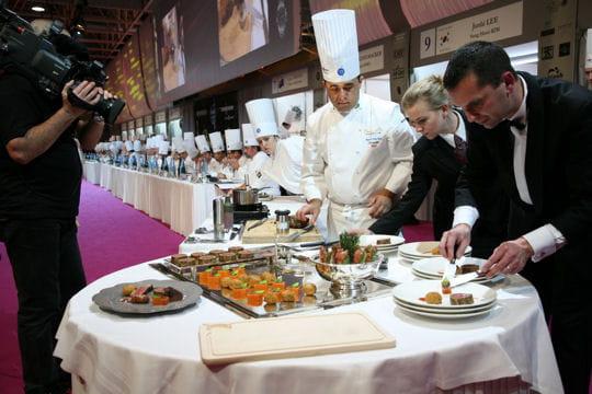 Le dressage des plats bocuse d 39 or le championnat du - Dressage des plats en cuisine ...