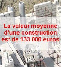 Le co t de la construction 70 du budget total faire for Combien coute une etude de sol