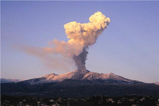 Eruption rythmée