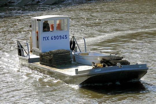 Barge ostréicole