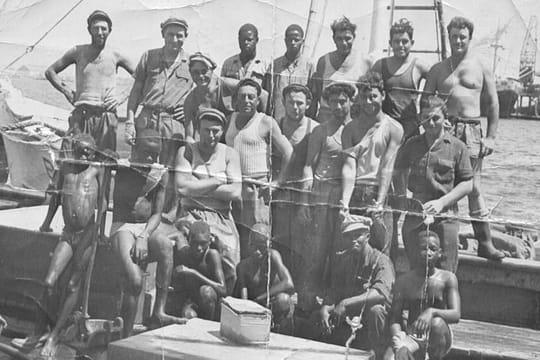 Marins pêcheurs