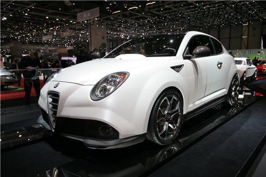 top cars zone alfa romeo mito car wallpaper. Black Bedroom Furniture Sets. Home Design Ideas