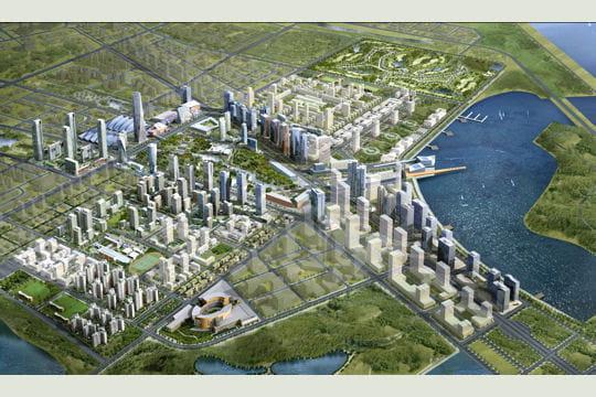 songdo new city