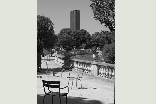 paris en noir et blanc ... Tour-montparnasse-389557