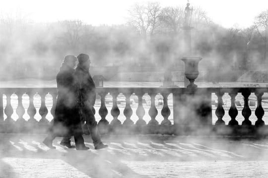 paris en noir et blanc ... Jardin-luxembourg-389562