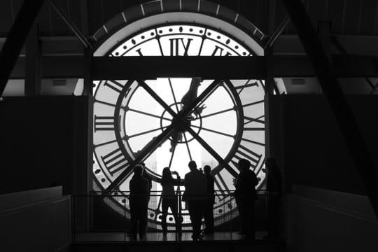 paris en noir et blanc ... Musee-d-orsay-389628