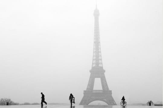 paris en noir et blanc ... Tour-eiffel-389697
