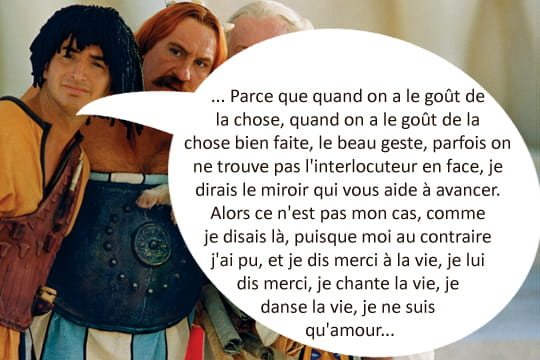Astérix et Obélix, mission Cléopâtre (suite3)