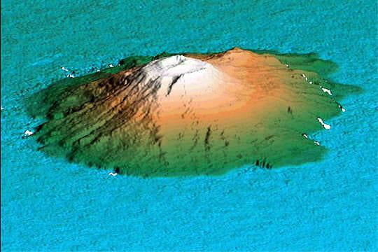 Mont Miyake