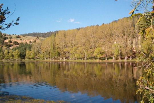des lacs par centaine