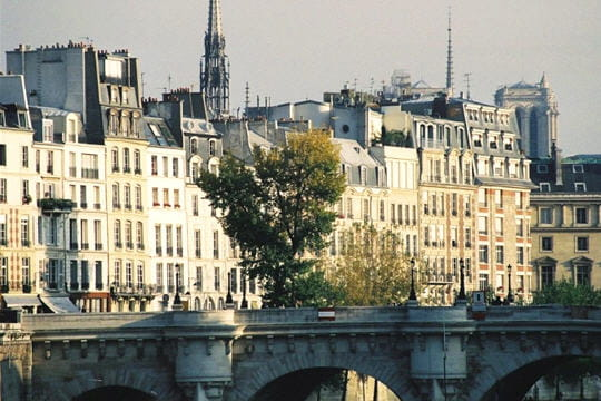 Ile saint louis les 100 sites de france avoir vus linternaute - Hotel ile saint louis ...