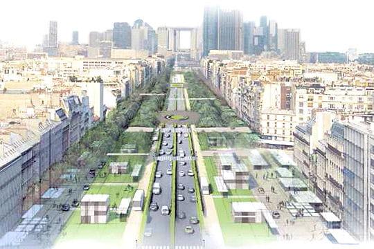 Rue avenue boulevard la s curit routi re - Piscine de l axe majeur ...