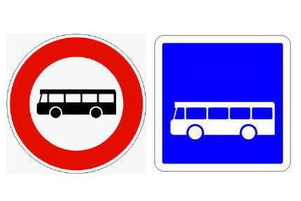moins de tol rance pour les conducteurs de bus ou d 39 autocar code de la route ce qui a chang. Black Bedroom Furniture Sets. Home Design Ideas