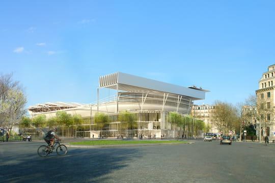 l'extension de Roland-Garros Vue-boulevard-auteuil-429119