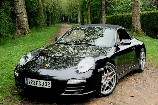 porsche 911 carrera cabriolet type 997 4s pdk plaisir. Black Bedroom Furniture Sets. Home Design Ideas