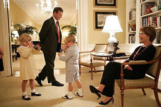 Rendez vous priv s visite de la maison blanche linternaute for Interieur de la bouche blanche