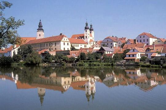 telc en république tchèque