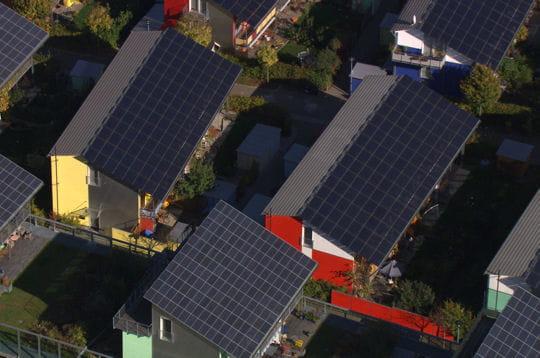 Maisons solaires de l 39 coquartier vauban fribourg allemagne home les - Maison arthus bertrand ...