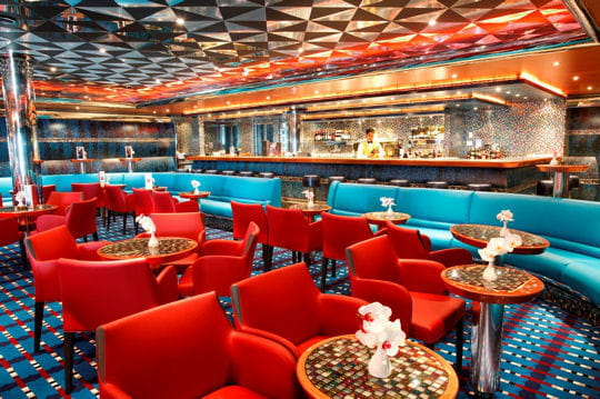 Le piano bar visite du costa luminosa et du costa for Costa pacifica piano nave