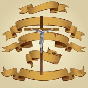quand c'est la croix et la bannière, cela signifie que l'on va ramer.