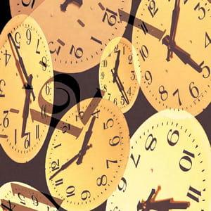 'lurette' est dérivé de 'heurette', petite heure.