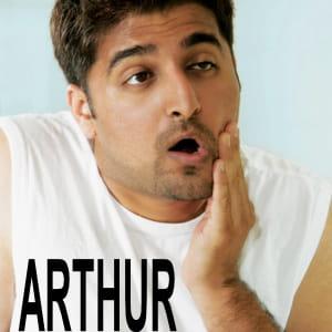 pourquoi arthur et pas lucien?