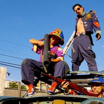 kadogo niño soldado, le spectacle de la compagnie la patriotico interesante