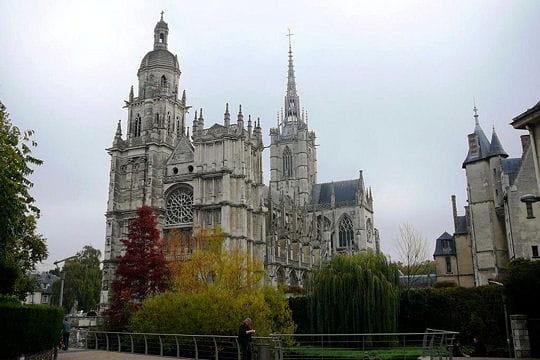 Cathédrale d'Evreux