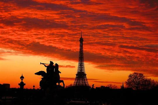 Les lumi res du coucher de soleil - Lever et coucher du soleil france ...